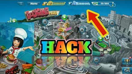 hack Cooking Fever