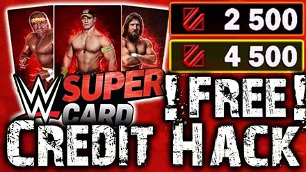 hack WWE SuperCard